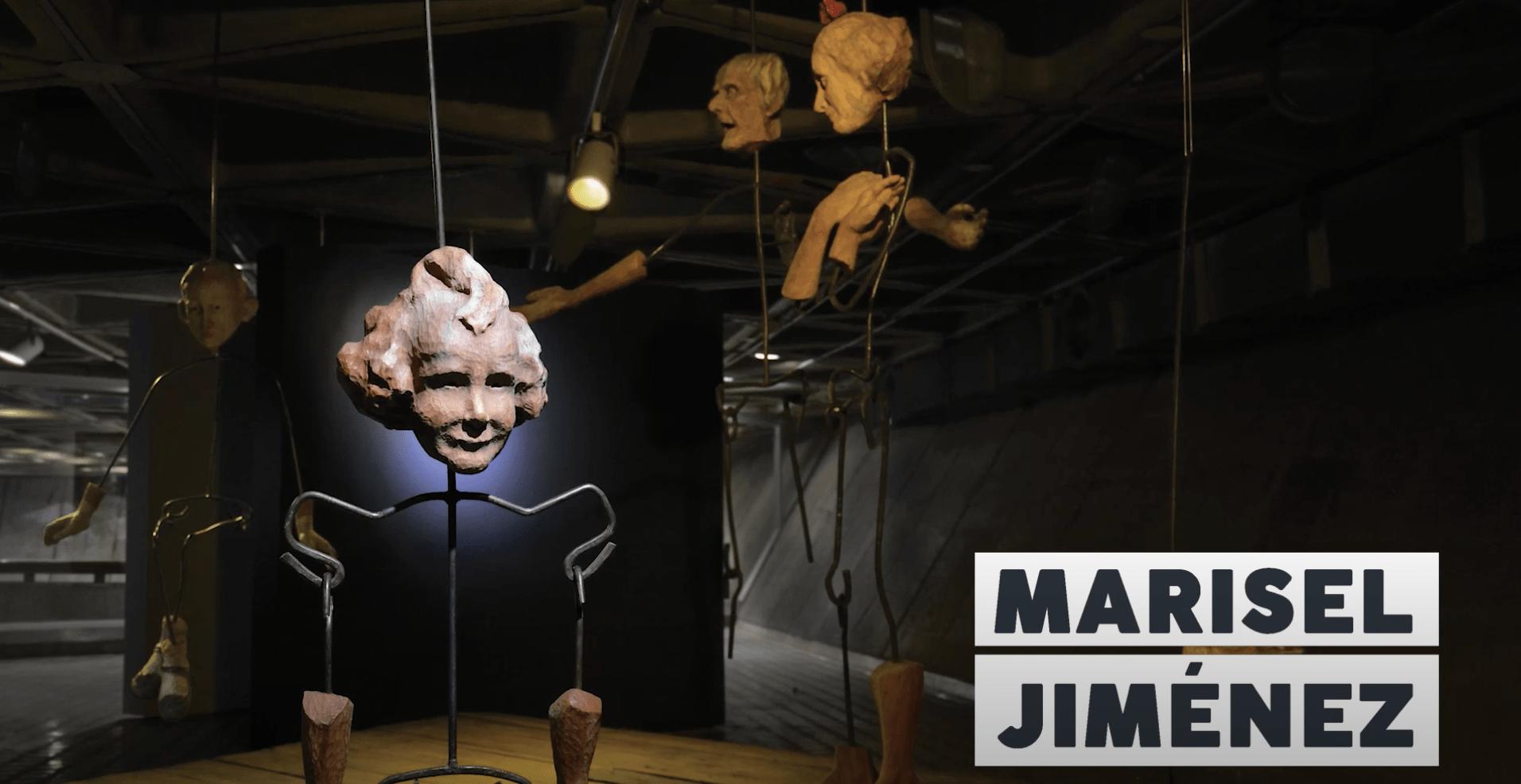 Exhibición Reimaginar la Comunidad- Entrevista a la artista Marisel Jiménez
