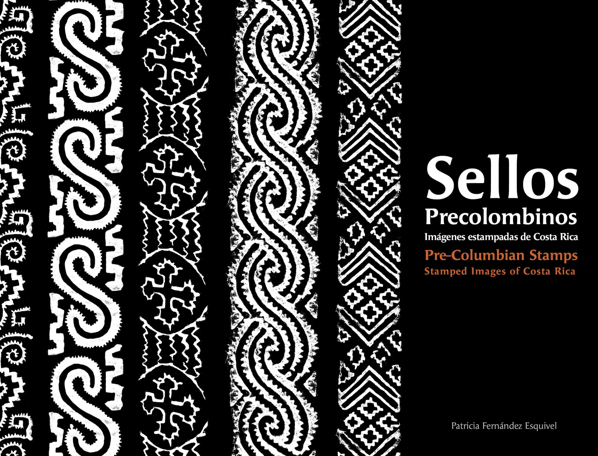 Sellos Precolombinos. Imagenes estampadas de CR