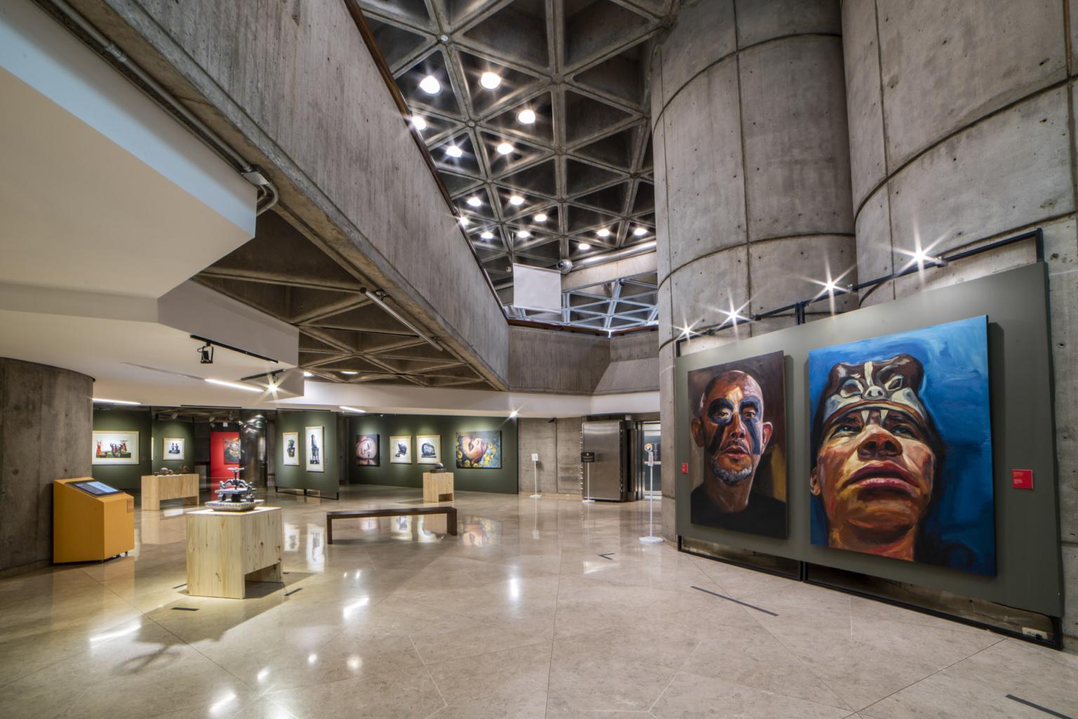 Expo de artes visuales
