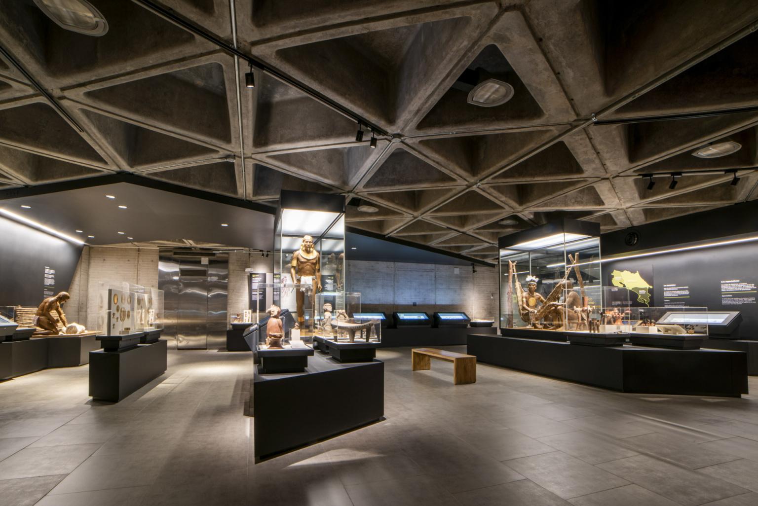 Museo del Oro - Sala