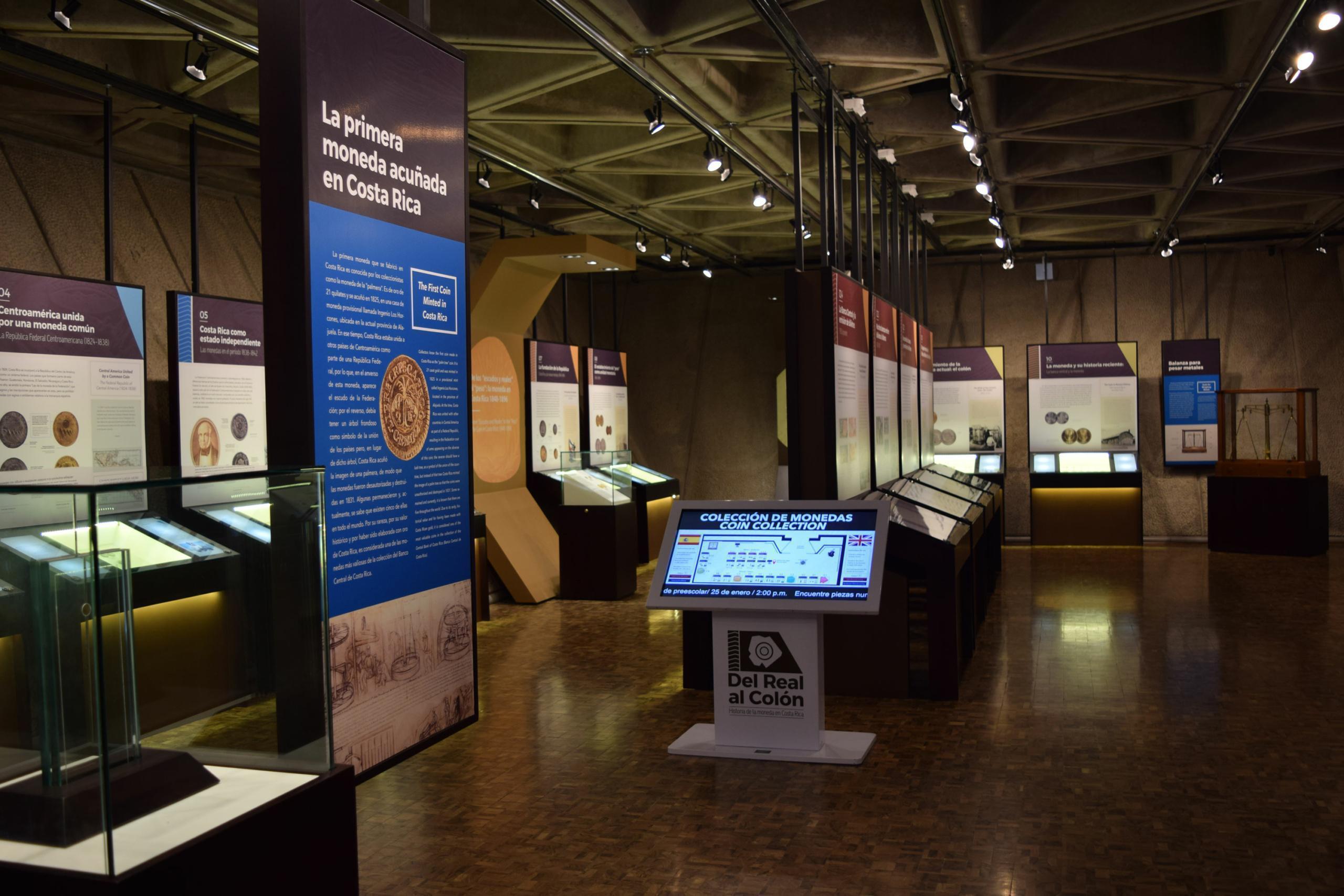 Museo de Numismática- sala2