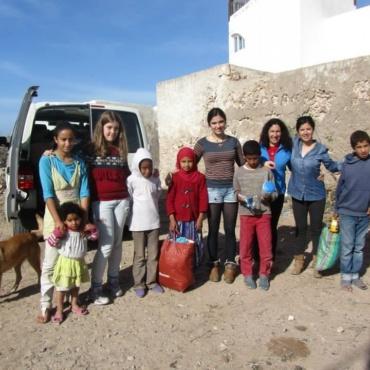 Travesía de ir a Marruecos desde Madrid / Por Vanessa Zamora